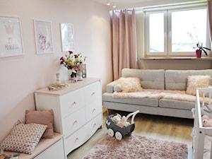 Pokój dziecka, metamorfoza poddasza - zdjęcie od IN studio