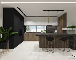 kuchnia - zdjęcie od IN studio - Homebook