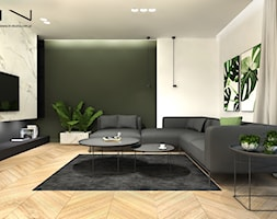 Projekt domu jednorodzinnego - zdjęcie od IN studio - Homebook