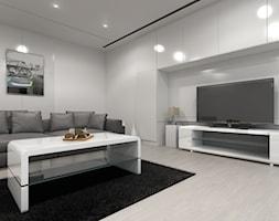 Salon, styl nowoczesny - zdjęcie od meblemwm - Homebook