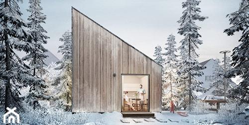 W Polsce powstał dom za 100 tys. zł, który można wybudować w 3 dni!