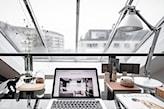 Biuro - zdjęcie od Homebook Design - Homebook