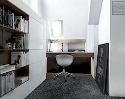 Nowoczesny pokój dla nastolatka - zdjęcie od Kwadrat Design Studio