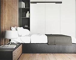 Loftowa+sypialnia+w+m%C4%99skim+stylu+-+zdj%C4%99cie+od+Kwadrat+Design+Studio
