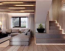 Nowoczesne+wnetrze+kuchni+i+salonu+-+zdj%C4%99cie+od+Kwadrat+Design+Studio