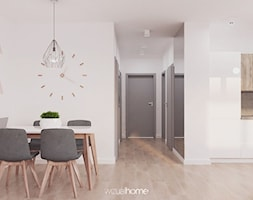 Nowoczesne mieszkanie na wynajem - zdjęcie od WIZUALHOME