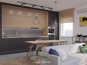 Mieszkanie w stylu industrialnym - zdjęcie od WIZUALHOME