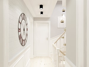 Przedpokój na piętrze - zdjęcie od GSG STUDIO | interiors & design