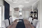 Widok z jadalni na hol - zdjęcie od GSG STUDIO | interiors & design - Homebook