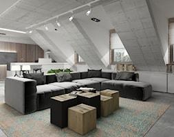 Salon - zdjęcie od GSG STUDIO   interiors & design