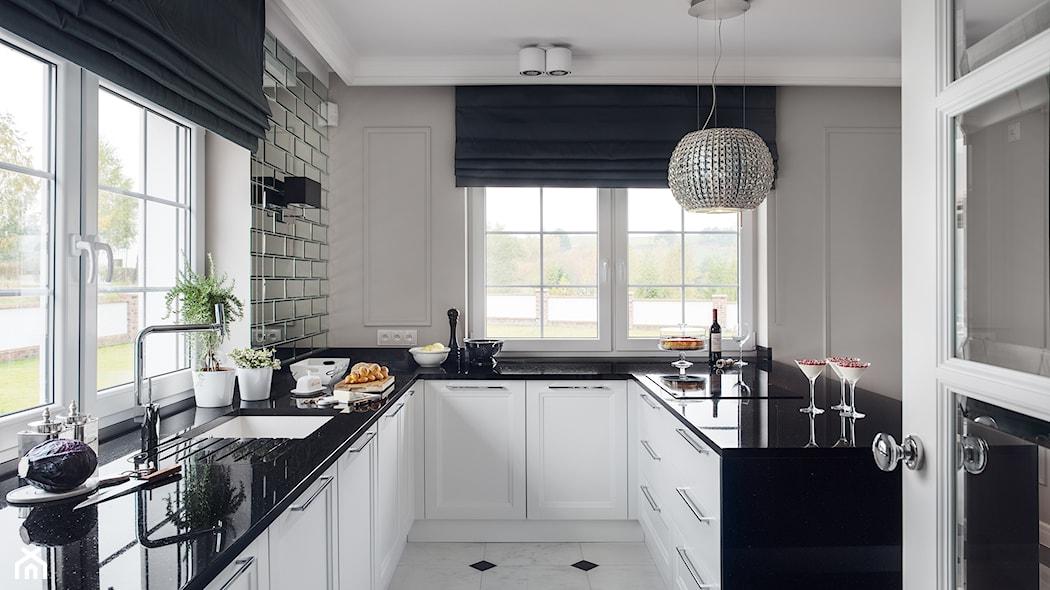 15 pomysłów na oryginalne wnętrze w stylu glamour  Homebook pl # Kuchnia W Stylu Glamour Galeria