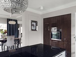 Widok z kuchni na jadalnię - zdjęcie od GSG STUDIO | interiors & design