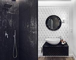 Prywatna łazienka przy sypialni - zdjęcie od GSG STUDIO | interiors & design