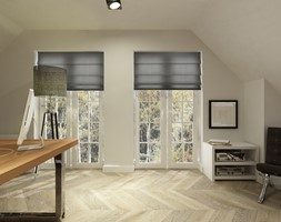 Gabinet - zdjęcie od GSG STUDIO | interiors & design