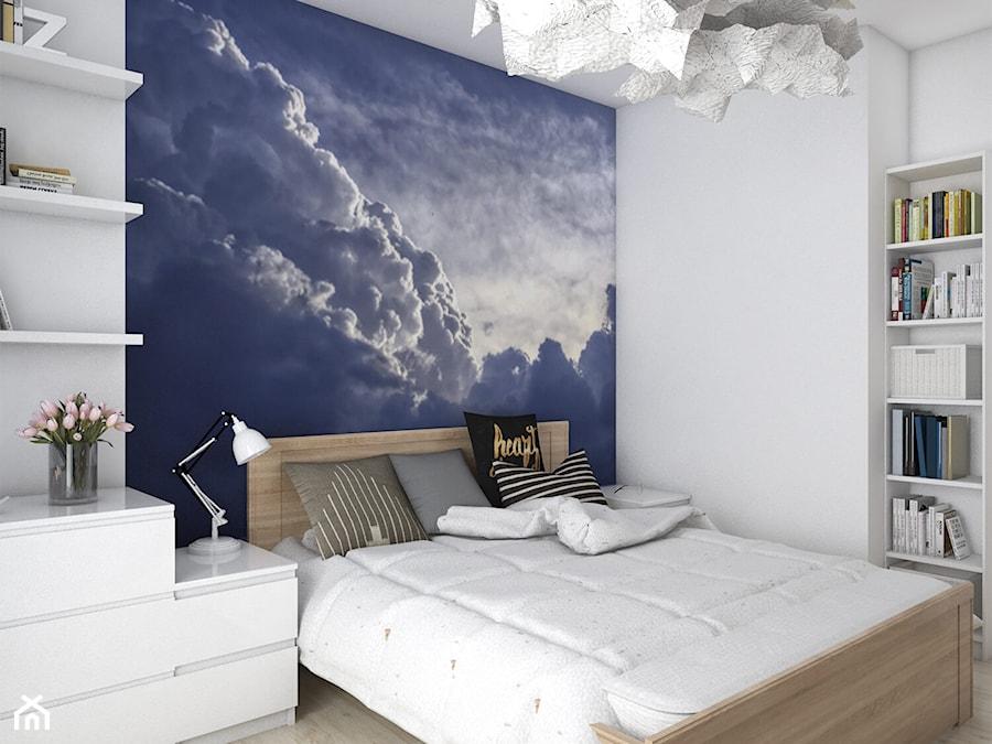 Sypialnia Tapeta W Chmury Zdjęcie Od Oroconcept Anna