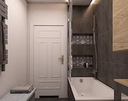 Duża łazienka - zdjęcie od OroConcept Anna Orowiecka-Stanisławska