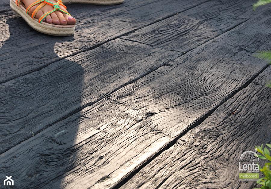 Stylowe Deski Tarasowe Millboard Zdjęcie Od Lenta Wood