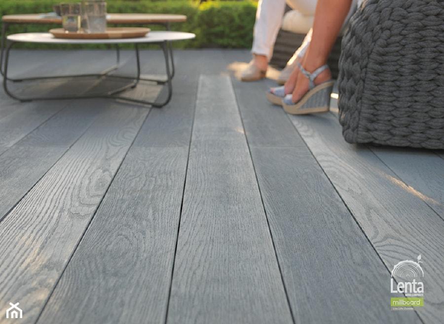 Idealne Deski Tarasowe Millboard Zdjęcie Od Lenta Wood