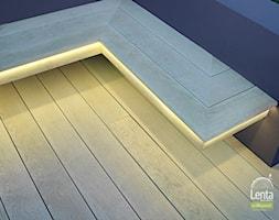 Nowoczesne+o%C5%9Bwietlenie+LED+taras+-+zdj%C4%99cie+od+Lenta+Wood+Composite
