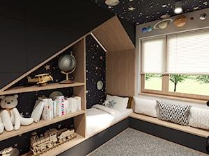 Kosmiczny pokój dziecka