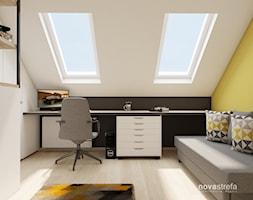 Biurko+w+pokoju+nastolatka+-+zdj%C4%99cie+od+Novastrefa+-+Architektura+Wn%C4%99trz