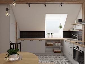 Kuchnia - zdjęcie od Novastrefa - Architektura Wnętrz