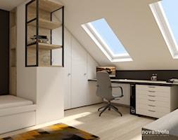 Szafa+w+pokoju+nastolatka+na+poddaszu+-+zdj%C4%99cie+od+Novastrefa+-+Architektura+Wn%C4%99trz