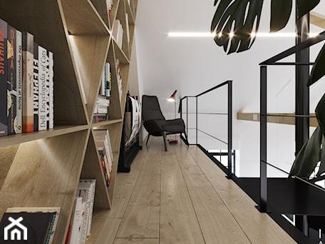 Aranżacje wnętrz - Biuro: Poznań | biuro | 50m2 - Biuro, styl minimalistyczny - INTO architekci. Przeglądaj, dodawaj i zapisuj najlepsze zdjęcia, pomysły i inspiracje designerskie. W bazie mamy już prawie milion fotografii!