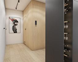 Enter the game - Średni szary hol / przedpokój, styl industrialny - zdjęcie od EDYCJA studio
