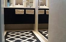 Łazienka styl Glamour - zdjęcie od GocaDesign