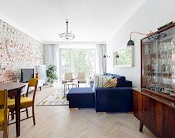 Muranów-Salon - zdjęcie od Dagmara Zawadzka Architektura Wnętrz - Homebook