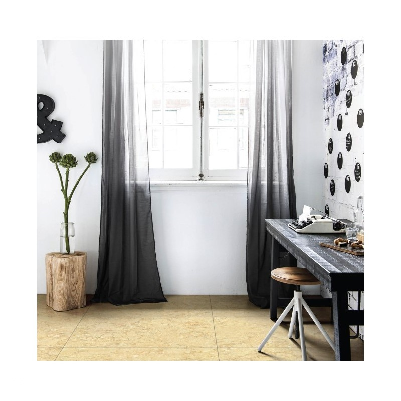 Małe białe biuro pracownia kącik do pracy, styl prowansalski - zdjęcie od płytki24