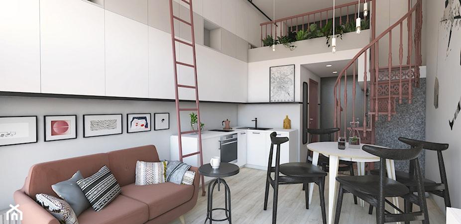 Mieszkanie 25 m² – jak urządzić małe mieszkanie na wynajem?