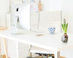 Domowe biuro - zdjęcie od Polenka - Homebook