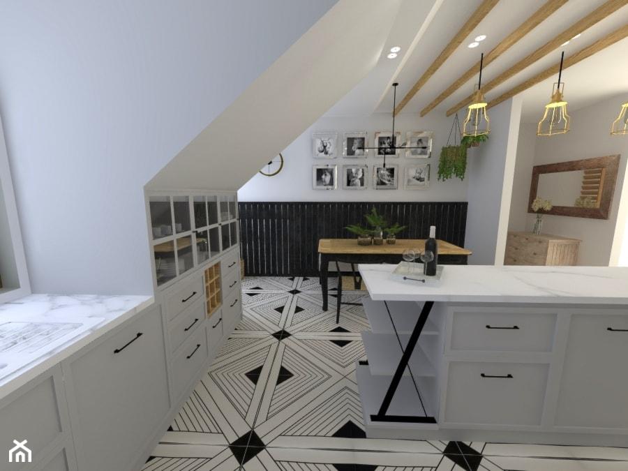 Kuchnia Sercem Domu Zdjęcie Od Projektowanie Wnętrz Olga
