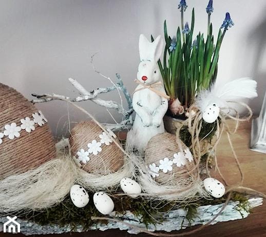 Stroiki Wielkanocne Na Korze Pomysły Inspiracje Z Homebook