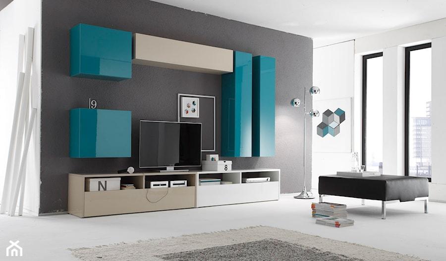 Meuble tv modern italian design meilleure inspiration for Boisvert meuble