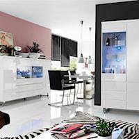 Komoda / kredens / bufet - przechowywanie w pokoju dziennym - Mebel4u.pl, Meble