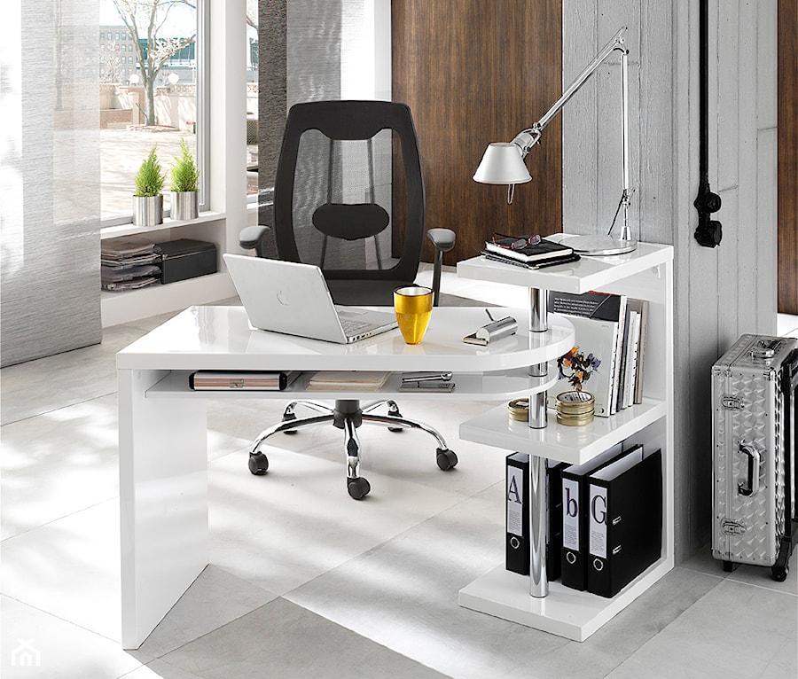 Kompaktowe biurko - zdjęcie od MEBEL4U.PL