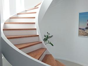 Schody wachlarzowe z prefabrykatów - zdjęcie od a.p.rud schody