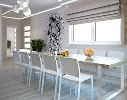 Kuchnia z pazurem - Kuchnia, styl nowoczesny - zdjęcie od DemoDesign Jacek Staniszewski Studio projektowania wnętrz - Homebook