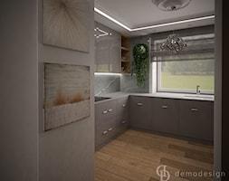 Kuchnia+-+zdj%C4%99cie+od+DemoDesign+Jacek+Staniszewski+Studio+projektowania+wn%C4%99trz