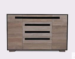 Drewniana+komoda+z+szufladami+do+salonu+LAGOS+I+-+zdj%C4%99cie+od+RaWood+Premium+Furniture