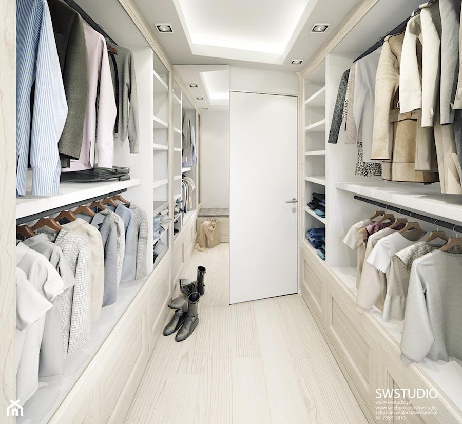 Garderoba G1 - zdjęcie od SWSTUDIO