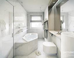 Łazienka L1 - zdjęcie od SWSTUDIO - Homebook