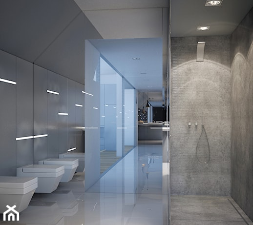 Prysznic We Wnęce łazienki Pomysły Inspiracje Z Homebook