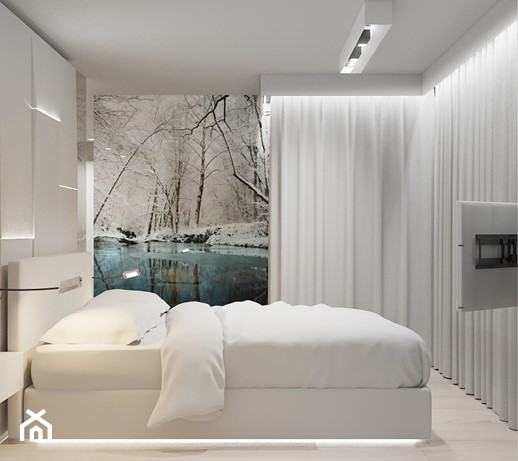Fototapety 3d Do Sypialni Pomysły Inspiracje Z Homebook