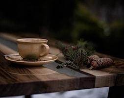Stolik kawowy, kolekcja ORZECH WŁOSKI - zdjęcie od ForRest-Concept