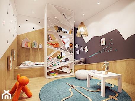 Aranżacje wnętrz - Pokój dziecka: Winter Is Comming - Zarysy. Przeglądaj, dodawaj i zapisuj najlepsze zdjęcia, pomysły i inspiracje designerskie. W bazie mamy już prawie milion fotografii!