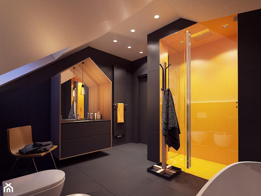 łazienka Z żółtymi Płytkami Aranżacje Pomysły Inspiracje